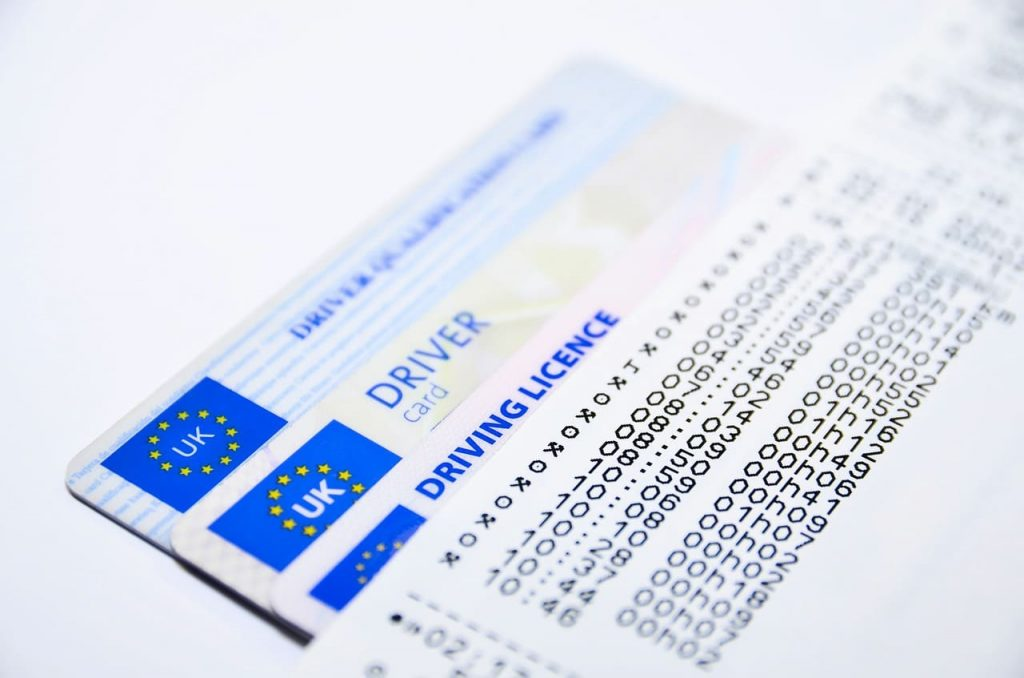 Driving Licence Authorisation Code